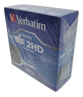1 Caja De Disquettes O Diskettes Verbatim 3.5 Envío Incluido