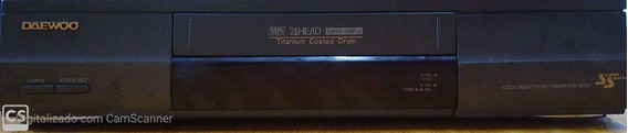 Video Cassete Recorder Daewoo