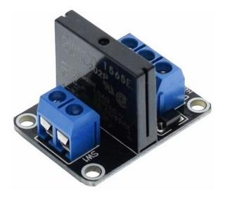 Shield Arduino | Módulo 1 Rele Estado Sólido