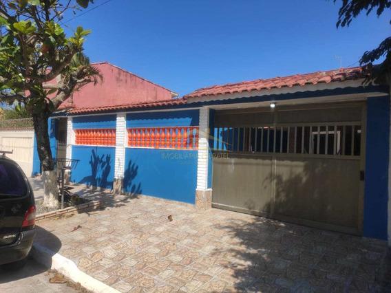 Casa Com 3 Dorms, Campos Elíseos, Itanhaém - R$ 250 Mil, Cod: 1258 - V1258