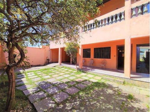 Imagem 1 de 30 de Casa À Venda Na Praia Do Guaiuba, 8 Dormitórios, 2 Vagas. - Ca0127