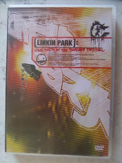 Dvd Linkin Park-frat Party At The Pankake Festival (lacrado)