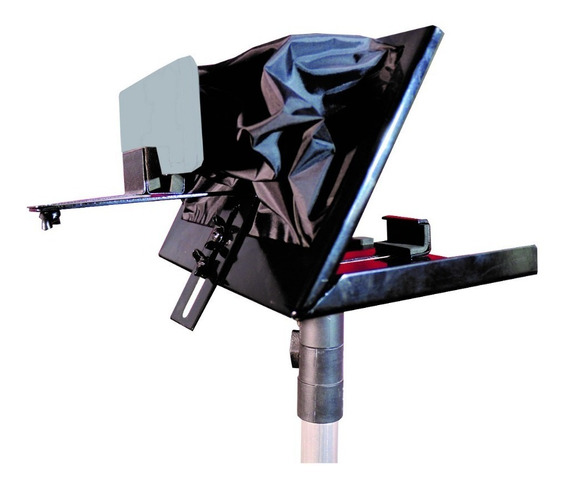Teleprompter P/ Celular, Tablete, iPad Pode Gravar Tb C/ Cel