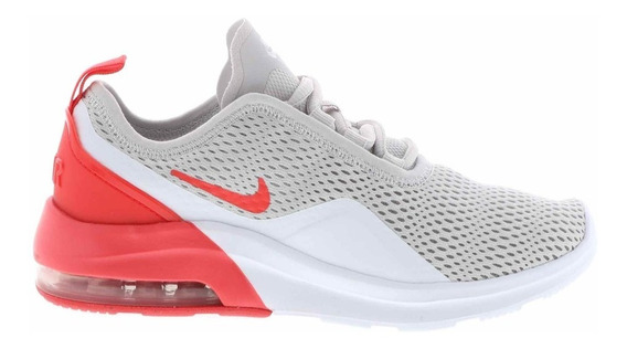 Tenis Nike Air Max Motion Gris Aq2741 004