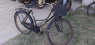 Bicicleta Estilo Inglesa