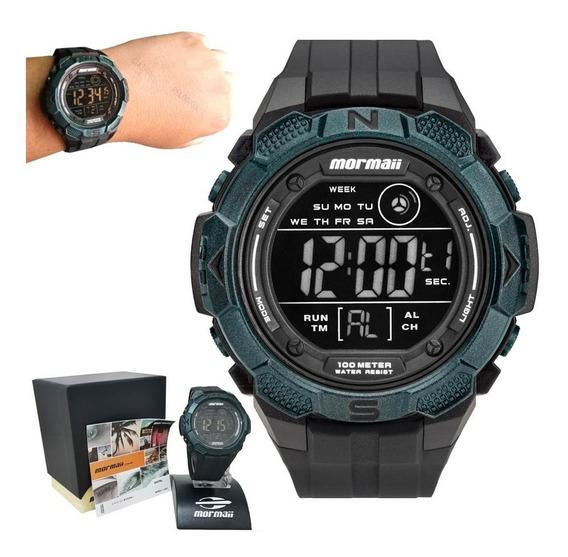 Relógio Mormaii Wave Masculino Mo2908aa/8v