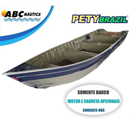 Barco Pety 600s  6 Metros