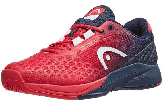 Para Tennis Frontenis Head Revolt Pro 3.0 Tenis Rojo Azul