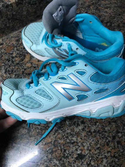 Zapatillas New Balance Talle 31