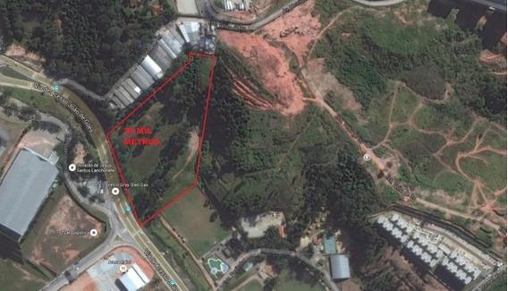 Terreno Com 27.200 M² Potencial Comercial Ou Industrial - 376