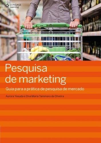 Pesquisa De Marketing - Guia Para A Pratica De Pesquisa De