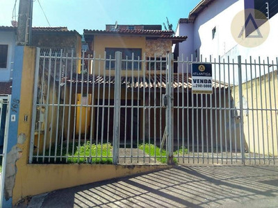 Casa Residencial À Venda, Jardim Vitória, Macaé. - Ca0572
