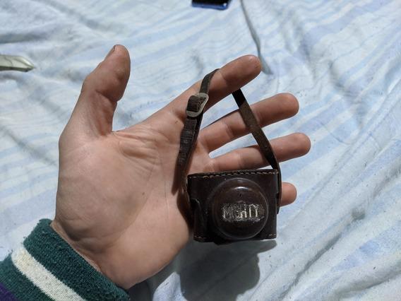 Mini Câmera Mighty Antiga Espiã