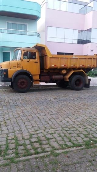 Mb 1113 Caçamba Turbo, Reduzido, Hidr. Est. Ar