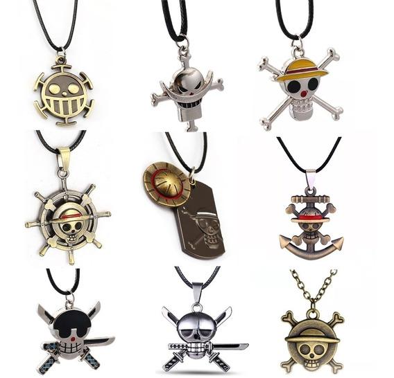 One Piece Collar Envio Gratis Mihawk Cruz Espada Dracule