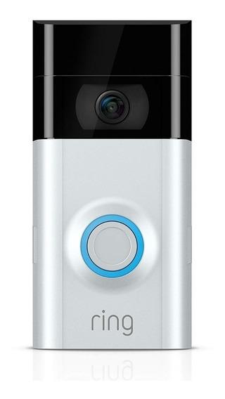Campainha Ring Video Doorbell 2 - 1080p - Áudio E Vídeo