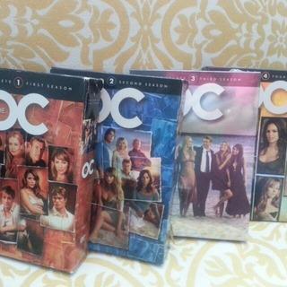 Box Dvd The O.c. Série Completa