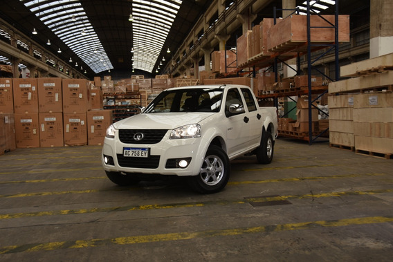 Great Wall Wingle 5 2.0 Tdi No Frontier Izuzu Ranger Lp
