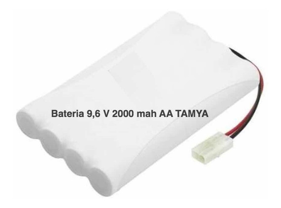 Bateria Para Carrinho 9,6v 2000 Mah Aa Tamya Ni-mh