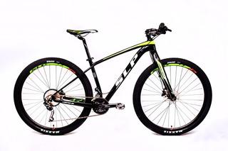 Bicicleta Slp Carbon Limited Deore 20v Discos Hidraulicos