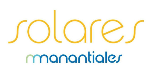 Lote Solares De Manantiales - 365 M2