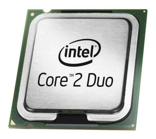 Imagem 1 de 2 de Processador Core 2 Duo E8400 Lga775 (6 Meses De Garantia)