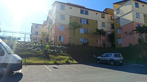 Imagem 1 de 18 de Apartamento À Venda, 2 Quartos, 1 Vaga, Vila Beneves - Contagem/mg - 24825