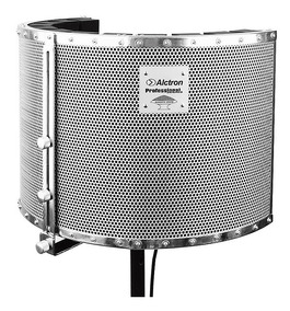 Difusor Acústico Reflection Filter Vocal Booth Alctron Pf32