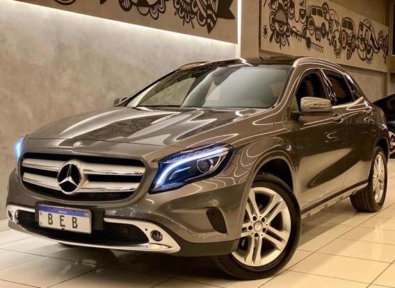Mercedes Gla 200 Enduro 1.6 Turbo 2017 Com Teto 42.000km