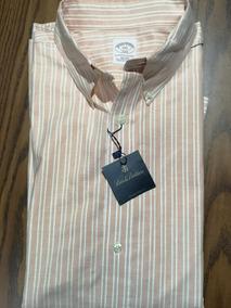 Camisa Brooks Brothers Xxxl Nueva Original (no Polo, Nautica