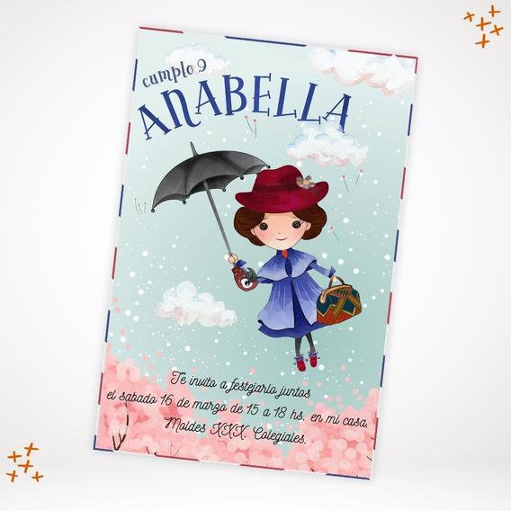 Mega Kit Imprimible El Regreso De Mary Poppins Disney