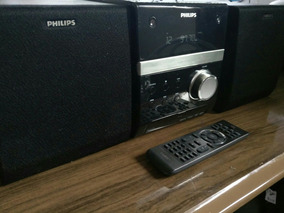 Microsystem Philips Dvd Modelo Mcd135 50wrms