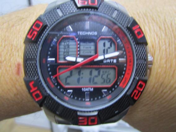 Relógio Technos Cronógrafo Único No Mercado Livre Zero
