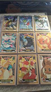 Coleccion De Cartas Pokemon 3 Reyes