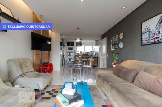 Apartamento No 4º Andar Mobiliado Com 3 Dormitórios E 1 Garagem - Id: 892838992 - 138992