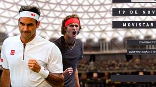 Entradas Federer En Chile (platea Alta Córner)