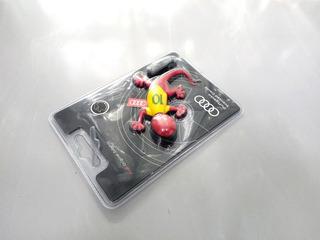 Perfume De Carro Audi Original Gecko Vermelho Camisa 10