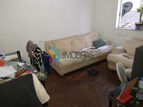 Apartamento Em Copacabana De 2 Quartos Com Dependências Completas Próximo Ao Metro !! - Cpap20789