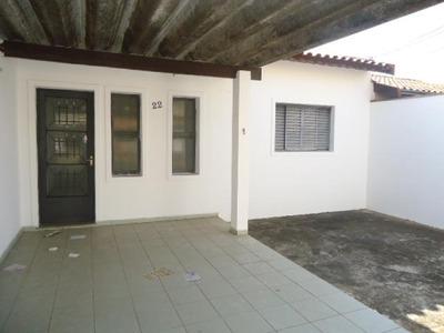 Casa Residencial Para Locação, Castelinho, Piracicaba - Ca0556. - Ca0556