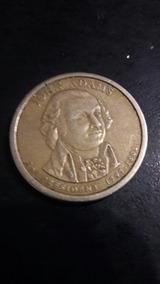 Moneda De Un Dolar De John Adams