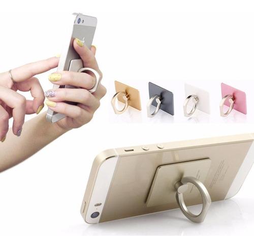 Soporte Anillo Smart Phone Kelyx 360º Universal Evita Caidas