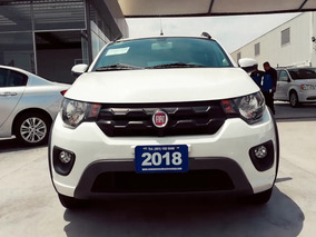 Fiat Mobi Way Blanco 2018