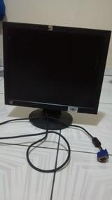 Monitor De 15 Polegadas Pouco Usado.