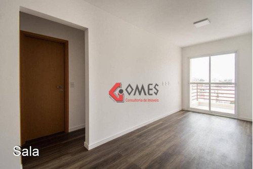 Apartamento Com 2 Dormitórios À Venda, 60 M² Por R$ 330.000 - Parque Das Nações - Santo André/sp - Ap2794