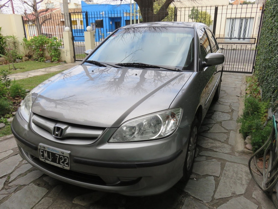 Honda Civic 1.7 Lx At (automatico)