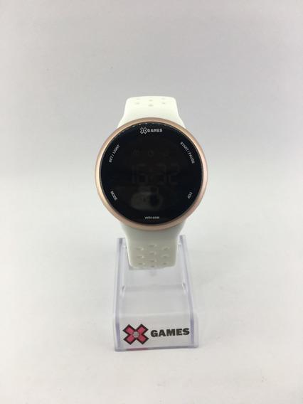 Relógio De Pulso X-games Feminino Ref:xfppd059