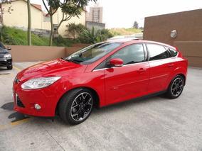 Ford Focus Titanium Plus Com Teto Solar 32.500 Km!!!