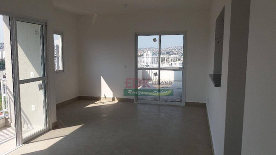 Cobertura Residencial À Venda, Vila São José, Taubaté. - Ap0409