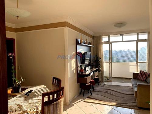Apartamento À Venda Em Vila Lemos - Ap204553