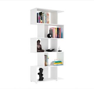Mueble Estante Librero De Melamina